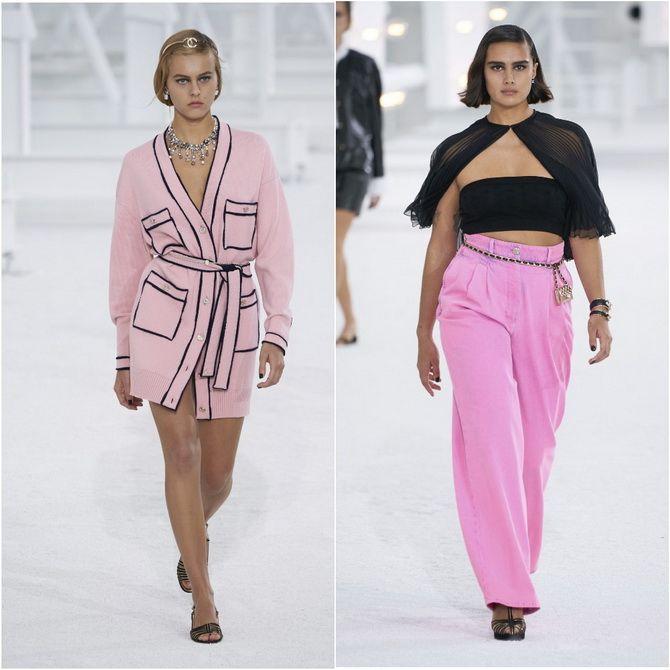 С чем носить розовый – главный весенний цвет 2021 года? 10
