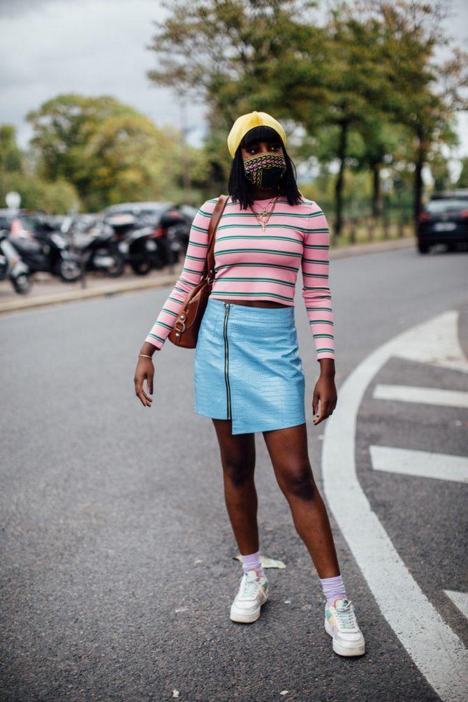 С чем носить розовый – главный весенний цвет 2021 года? 13
