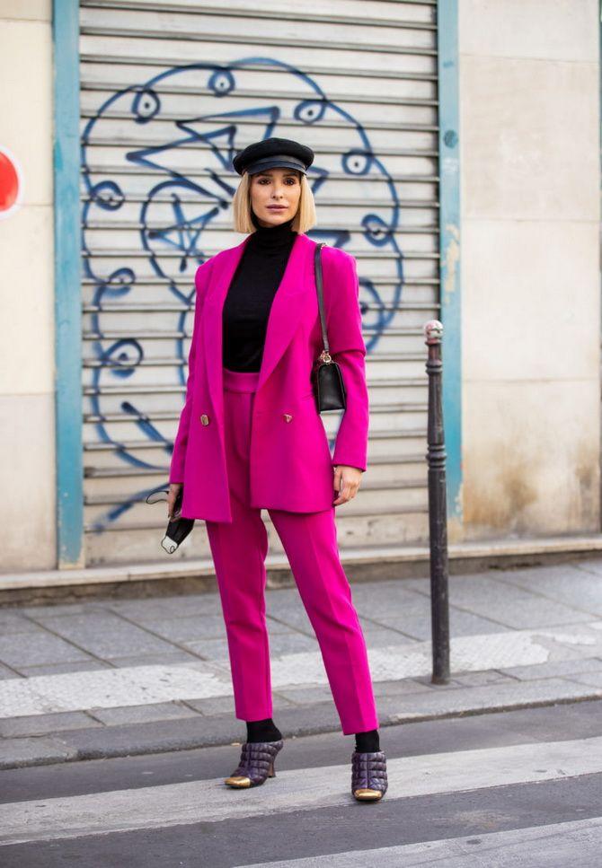 С чем носить розовый – главный весенний цвет 2021 года? 15