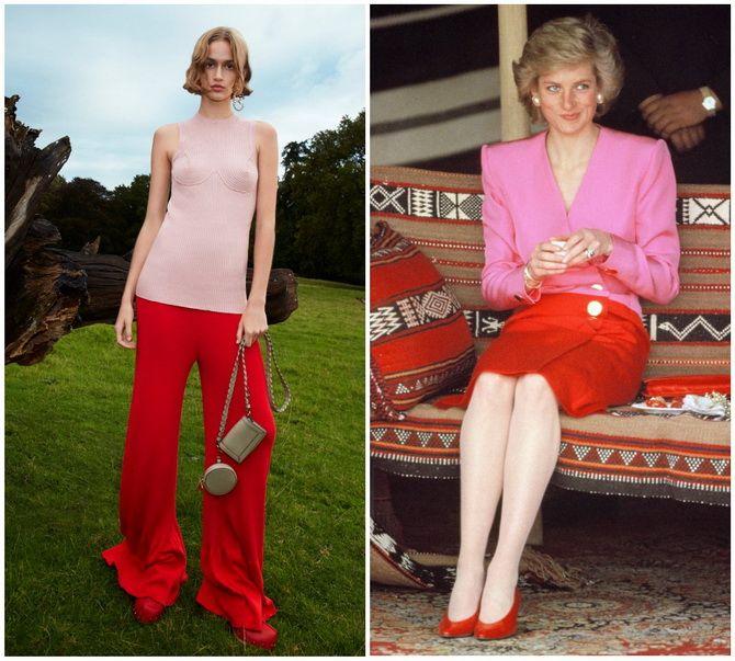 С чем носить розовый – главный весенний цвет 2021 года? 19