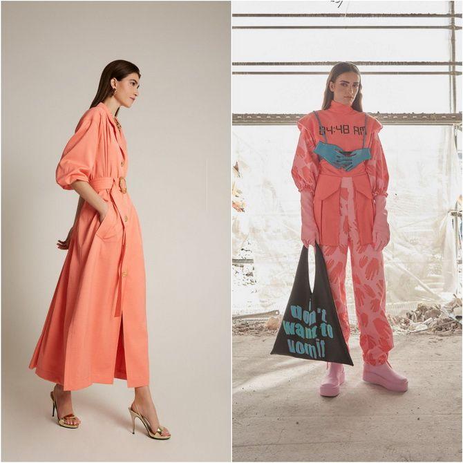 С чем носить розовый – главный весенний цвет 2021 года? 2