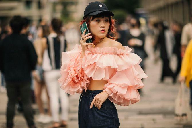 С чем носить розовый – главный весенний цвет 2021 года? 24