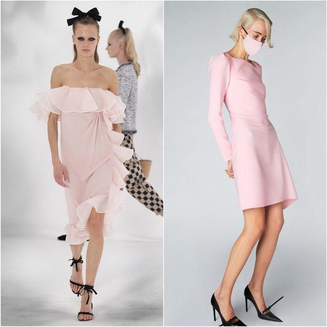 С чем носить розовый – главный весенний цвет 2021 года? 3