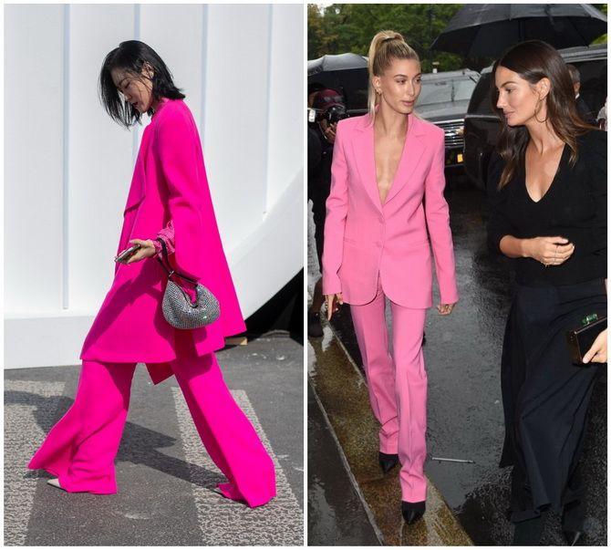 С чем носить розовый – главный весенний цвет 2021 года? 37