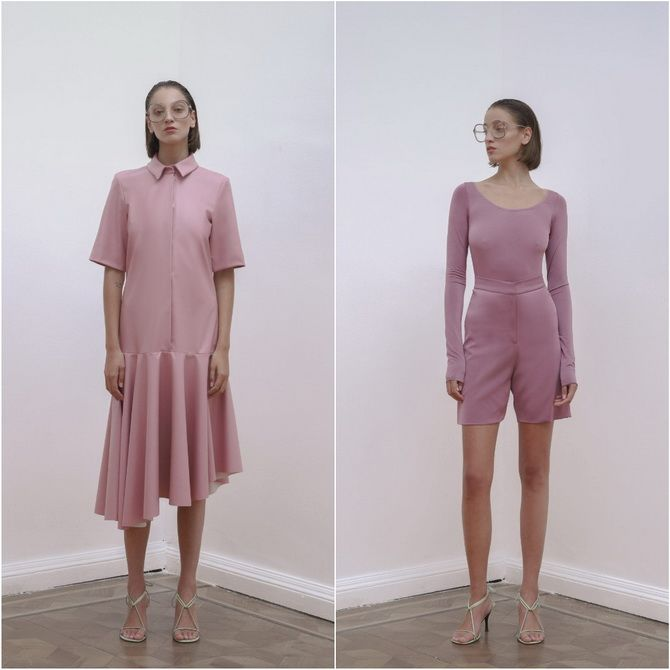 С чем носить розовый – главный весенний цвет 2021 года? 4