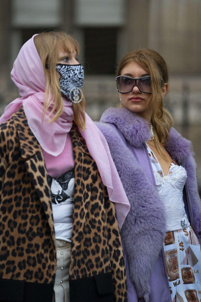 С чем носить розовый – главный весенний цвет 2021 года? 40