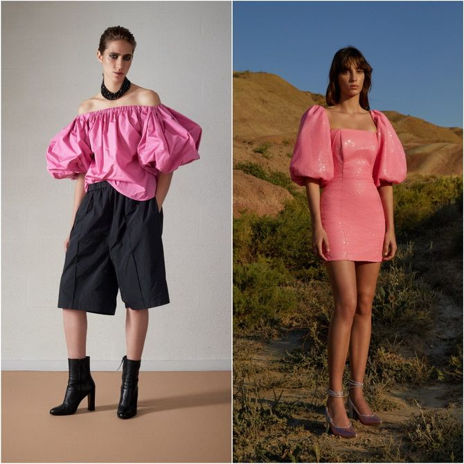 С чем носить розовый – главный весенний цвет 2021 года? 6