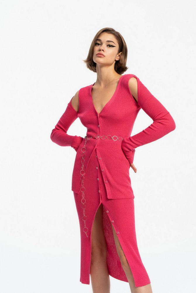 С чем носить розовый – главный весенний цвет 2021 года? 7