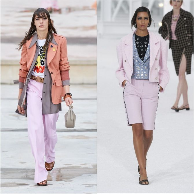 С чем носить розовый – главный весенний цвет 2021 года? 9