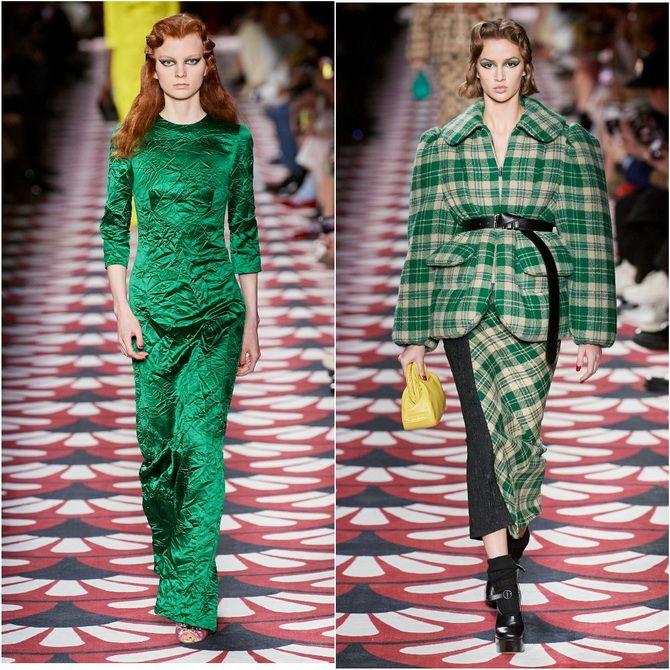 З чим носити зелений колір: фото і модні тенденції 2021 року 1