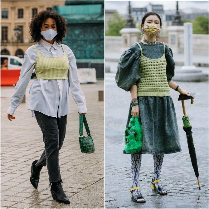 З чим носити зелений колір: фото і модні тенденції 2021 року 12