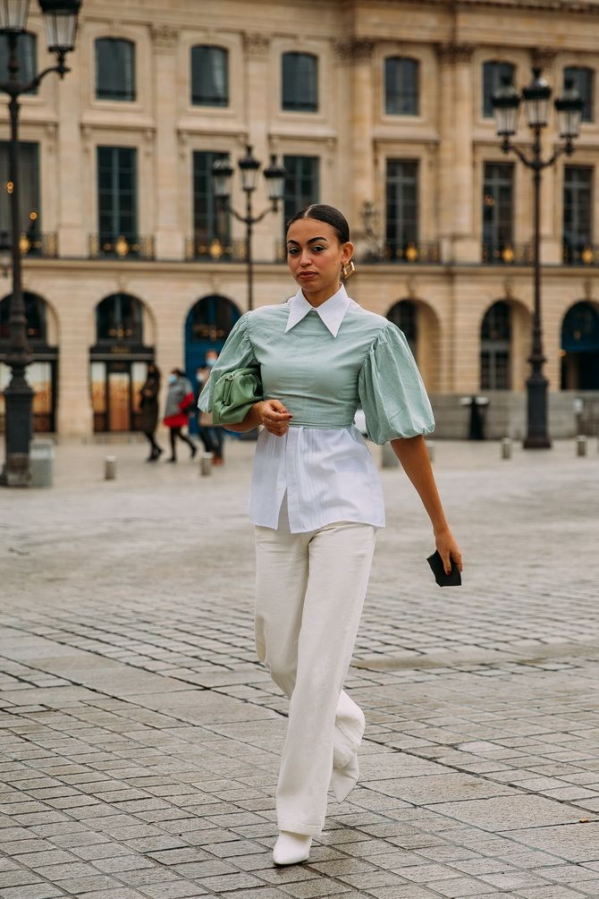 З чим носити зелений колір: фото і модні тенденції 2021 року 14