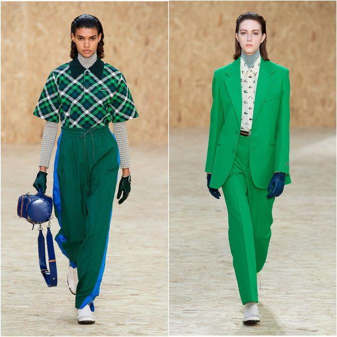 З чим носити зелений колір: фото і модні тенденції 2021 року 2