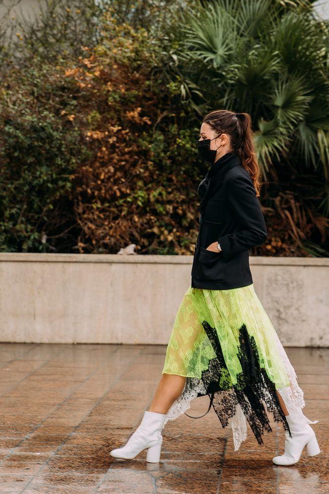 З чим носити зелений колір: фото і модні тенденції 2021 року 21