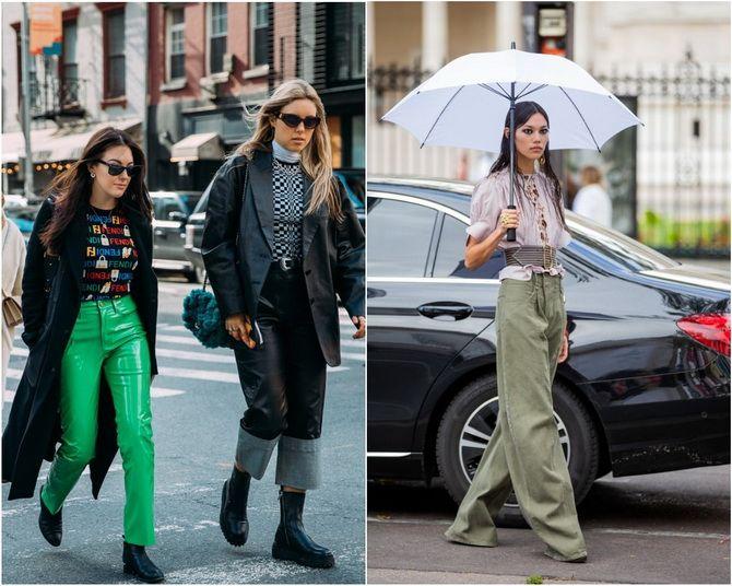 З чим носити зелений колір: фото і модні тенденції 2021 року 24