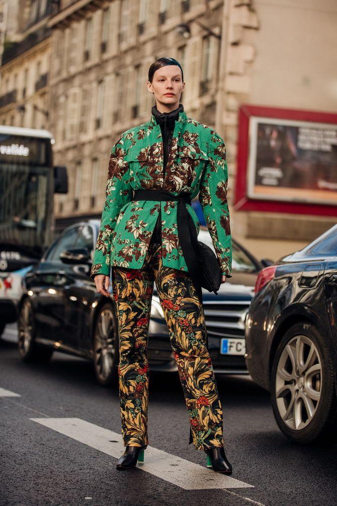 З чим носити зелений колір: фото і модні тенденції 2021 року 27