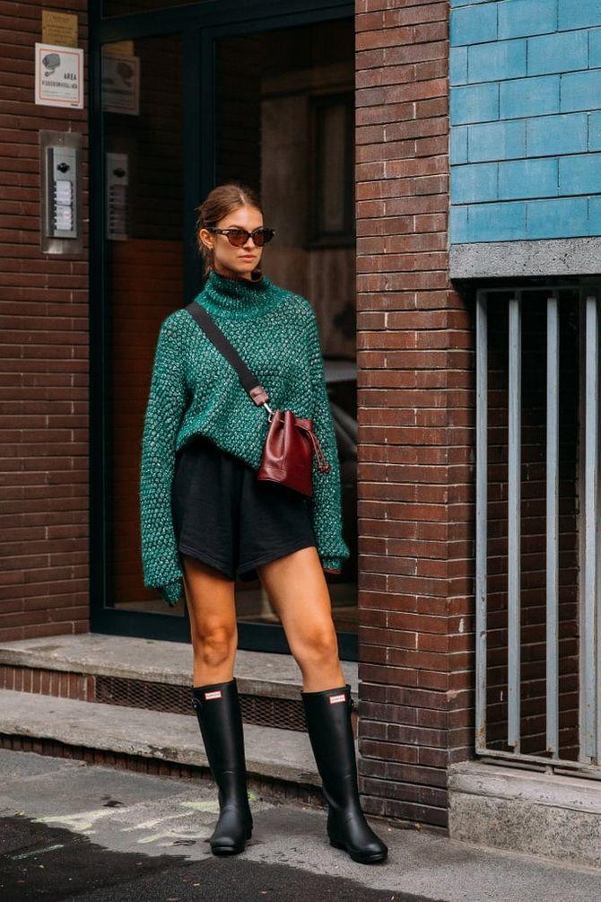 З чим носити зелений колір: фото і модні тенденції 2021 року 28