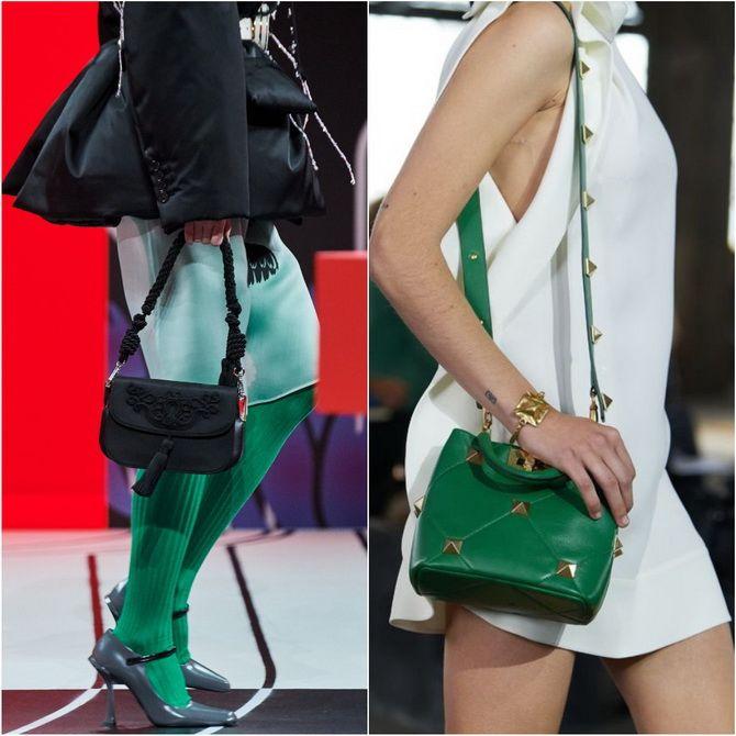З чим носити зелений колір: фото і модні тенденції 2021 року 38