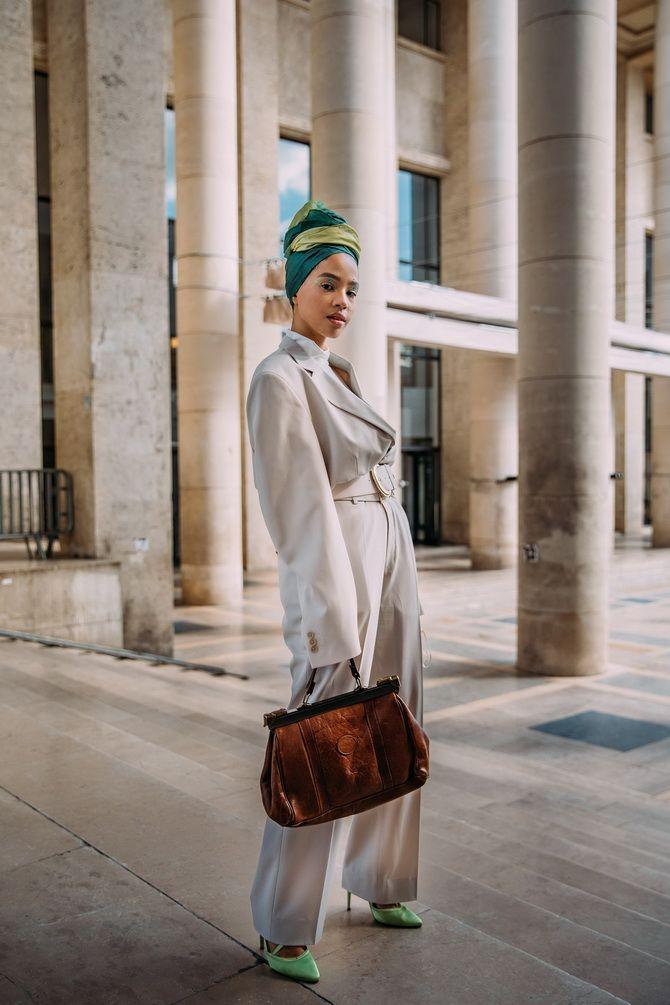 З чим носити зелений колір: фото і модні тенденції 2021 року 39