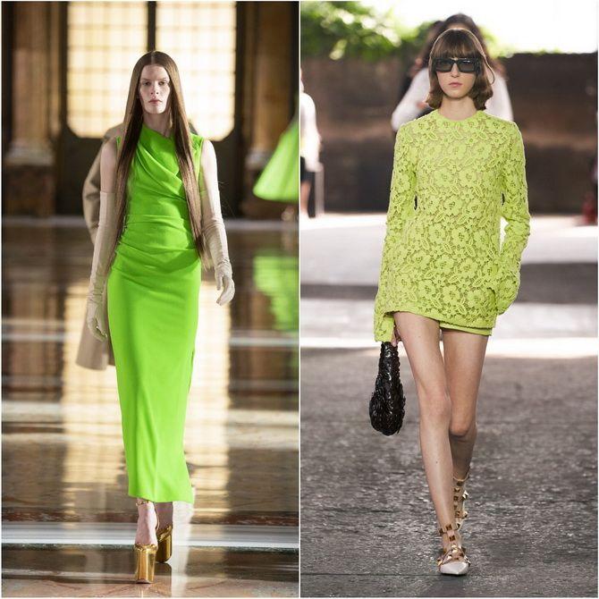 З чим носити зелений колір: фото і модні тенденції 2021 року 4