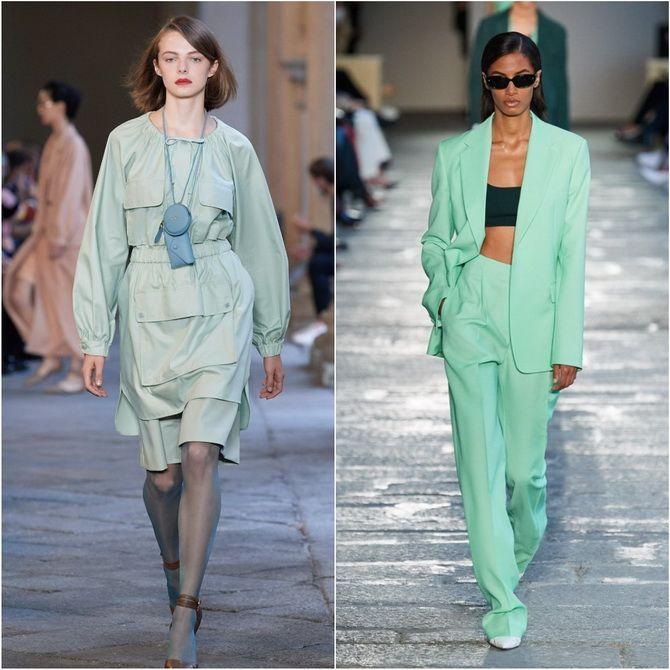 З чим носити зелений колір: фото і модні тенденції 2021 року 5