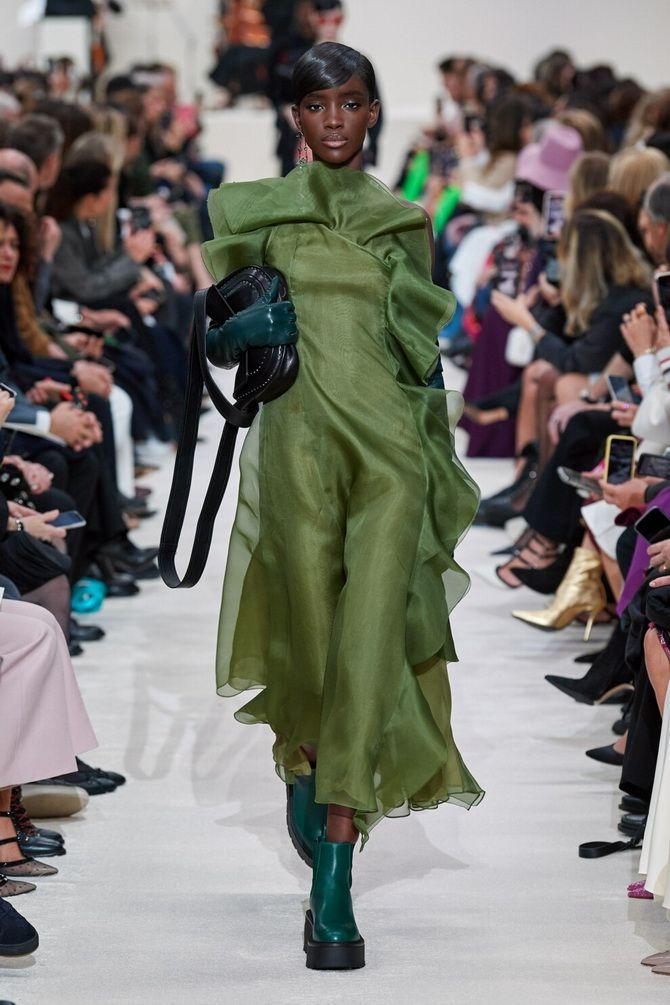 З чим носити зелений колір: фото і модні тенденції 2021 року 6