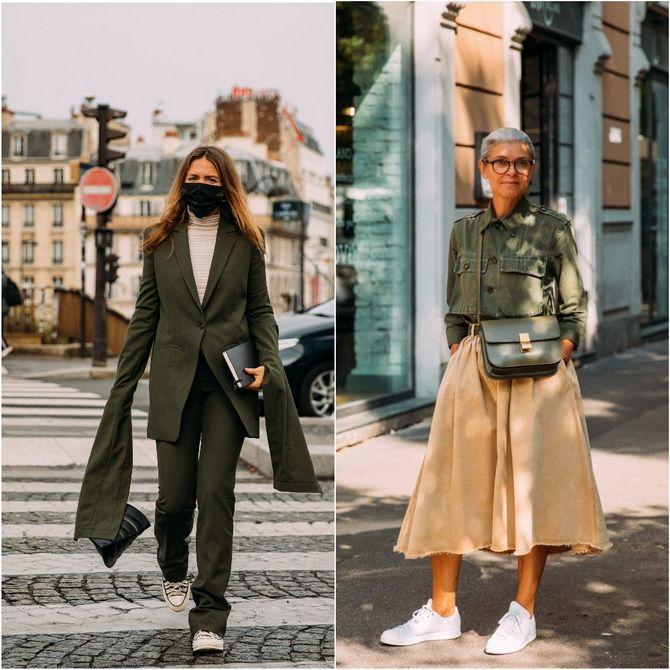 З чим носити зелений колір: фото і модні тенденції 2021 року 7