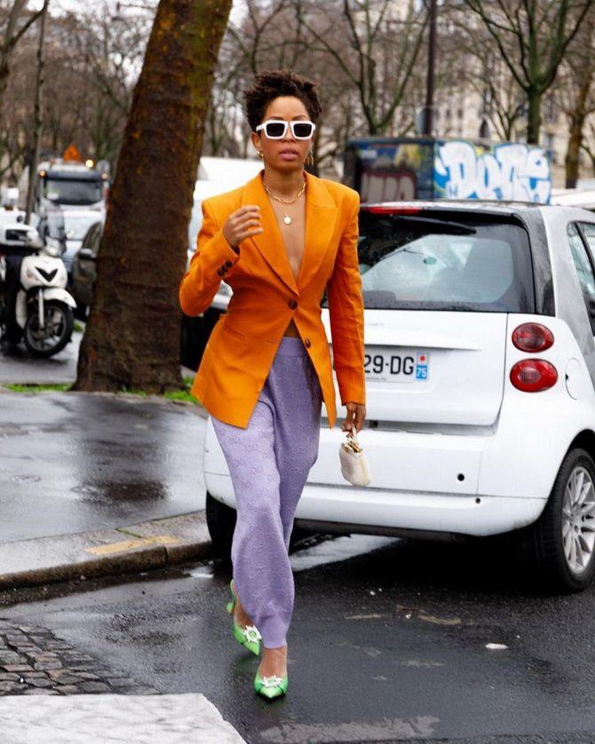 Бузковий колір – як носити в 2021 році? 18