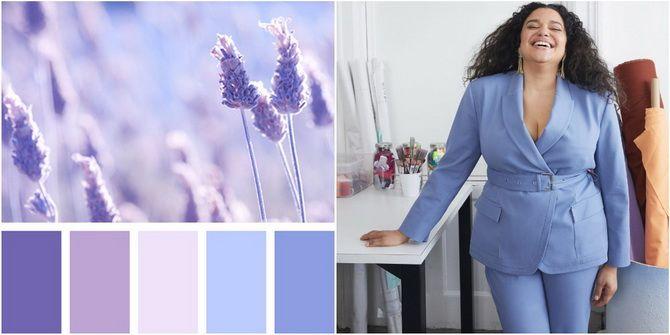 Бузковий колір – як носити в 2021 році? 2