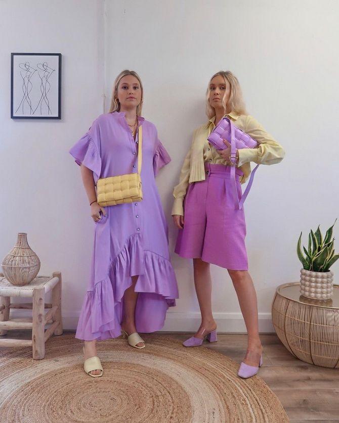 Бузковий колір – як носити в 2021 році? 21