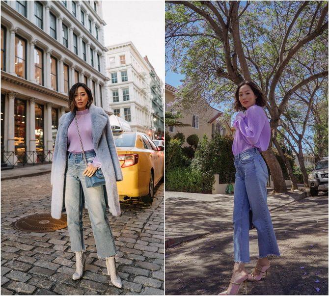 Бузковий колір – як носити в 2021 році? 33