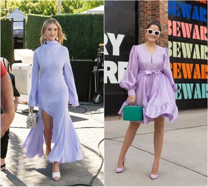 Бузковий колір – як носити в 2021 році? 42