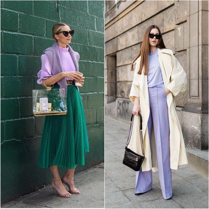 Бузковий колір – як носити в 2021 році? 7