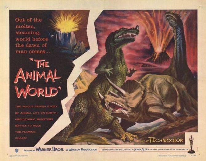 Документальні фільми про динозаврів, які знімають завісу минулого 5