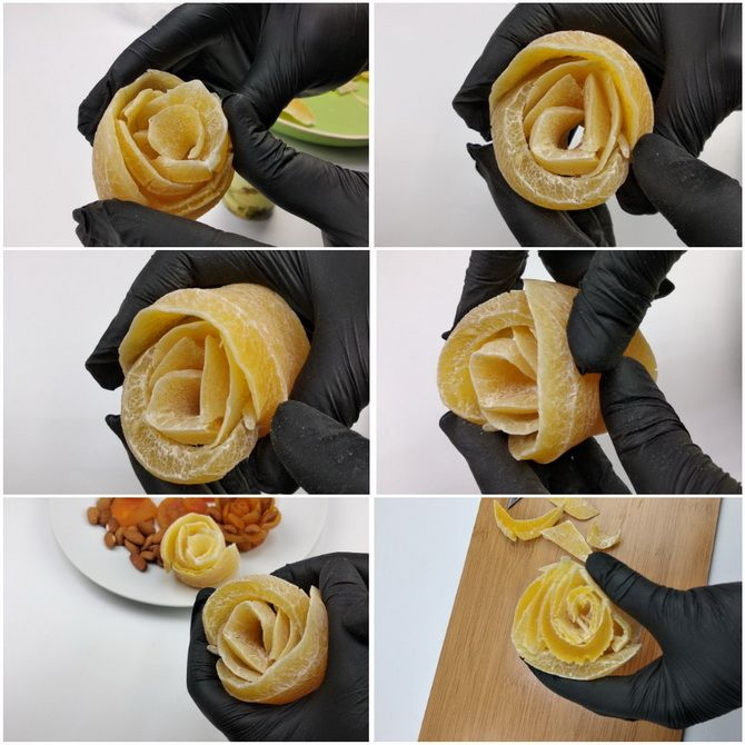 Букет із сухофруктів своїми руками: красива і смачна ідея на 8 березня 18