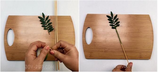 Букет із сухофруктів своїми руками: красива і смачна ідея на 8 березня 3