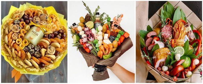 Букет на 8 березня своїми руками: креативні ідеї з паперу, з цукерок, з підручних матеріалів 27