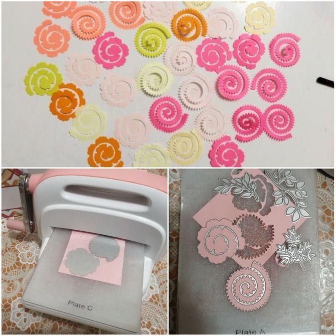 Букет на 8 березня своїми руками: креативні ідеї з паперу, з цукерок, з підручних матеріалів 4