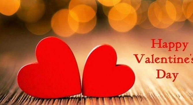 День святого Валентина: нежные и романтичные поздравления 4