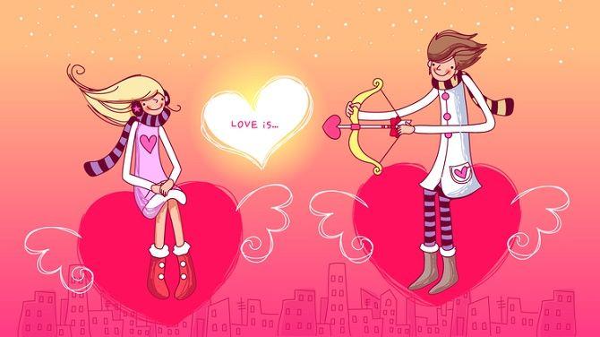 День святого Валентина: нежные и романтичные поздравления 5