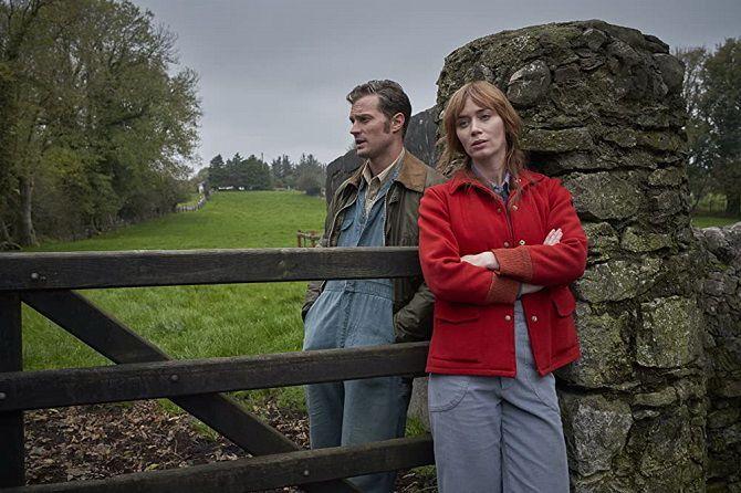 Фільм «Дика парочка»: історія казкового кохання на тлі ірландських пейзажів 3