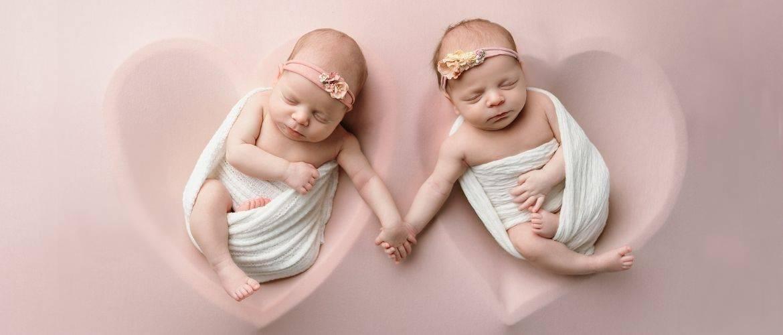 Поздравления с Днем рождения двойняшек: стихи, проза, открытки