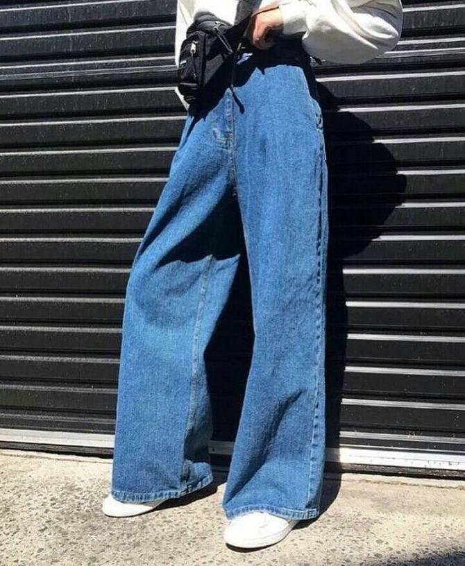 Как выбирать правильные джинсы-клеш: модные советы 8
