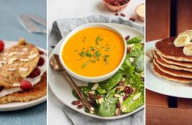 Блендер и диета: 3 блюда для вкусного похудения