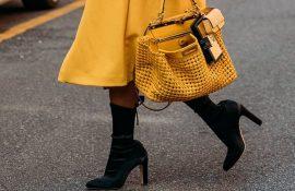 З чим носити жовтий колір – найактуальніший тренд 2021 року?