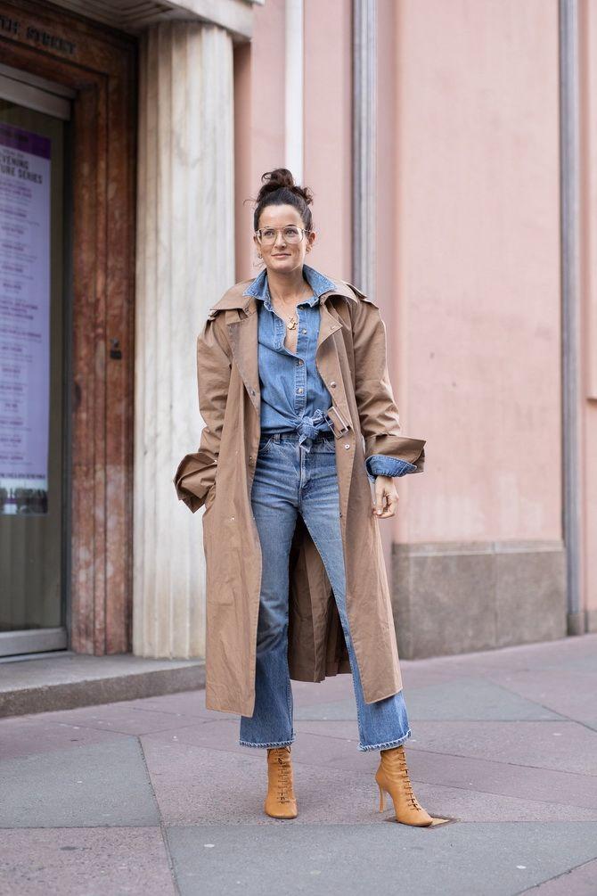 Как выбирать правильные джинсы-клеш: модные советы 22