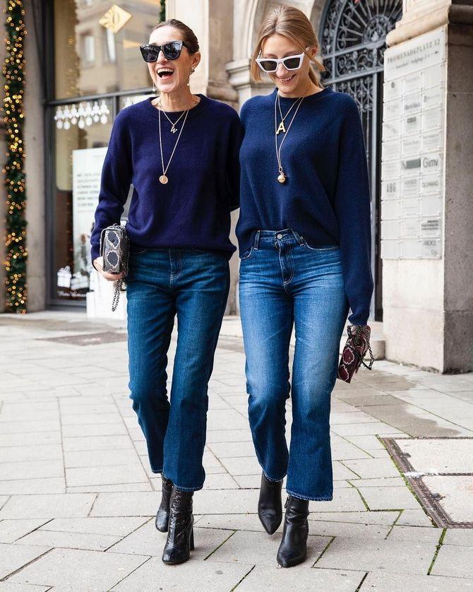 Как выбирать правильные джинсы-клеш: модные советы 24