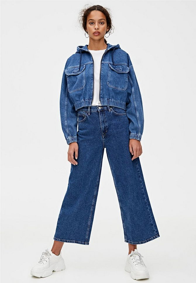 Как выбирать правильные джинсы-клеш: модные советы 29