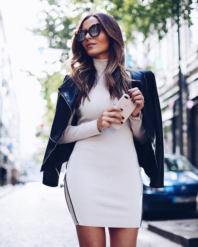 Женская верхняя одежда весна-2021: создаем модный и яркий лук 8