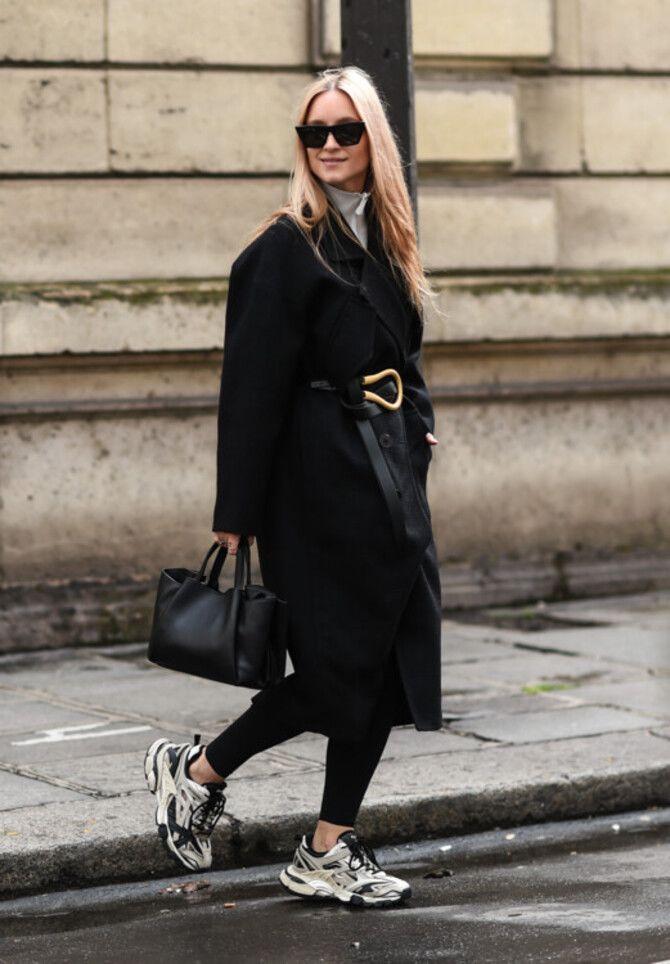 Як носити лосини взимку, щоб не виглядати недолуго? 16